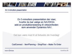 Download 5 minutters præsentation af NAVEKSAs produkter